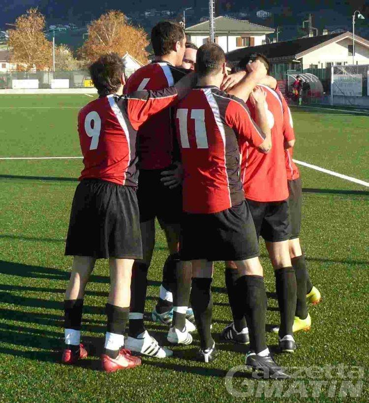 Calcio: l'Aygre non accelera, vince lo Charva