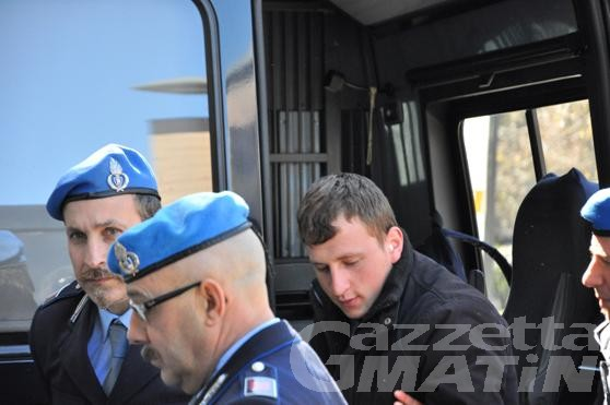 Marius Pohrib condannato a 3 anni e 6 mesi per la rapina alla tabaccheria di Sarre