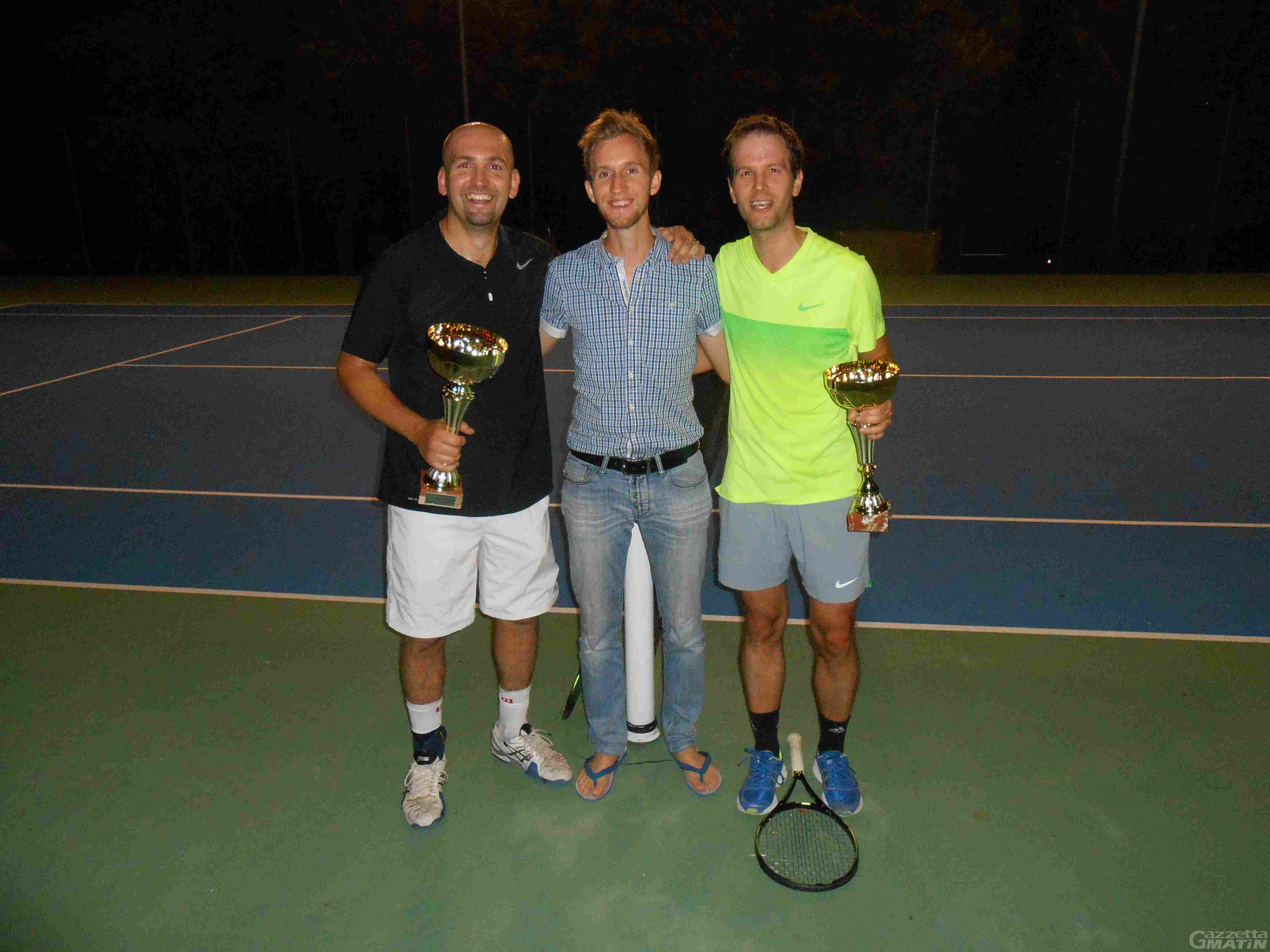 Tennis: Da Broi vince il Memorial Marquis