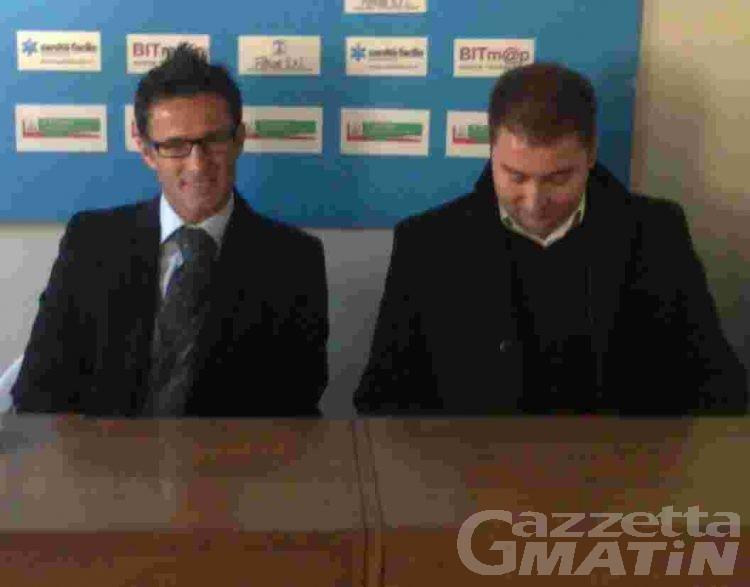 Calcio: il VdA prende Mauro Raimondo