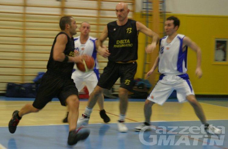 Basket: all'EuroMaster il derby di Promozione