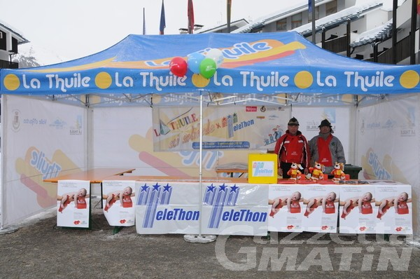 Maratona Telethon: raccolti 11 mila euro