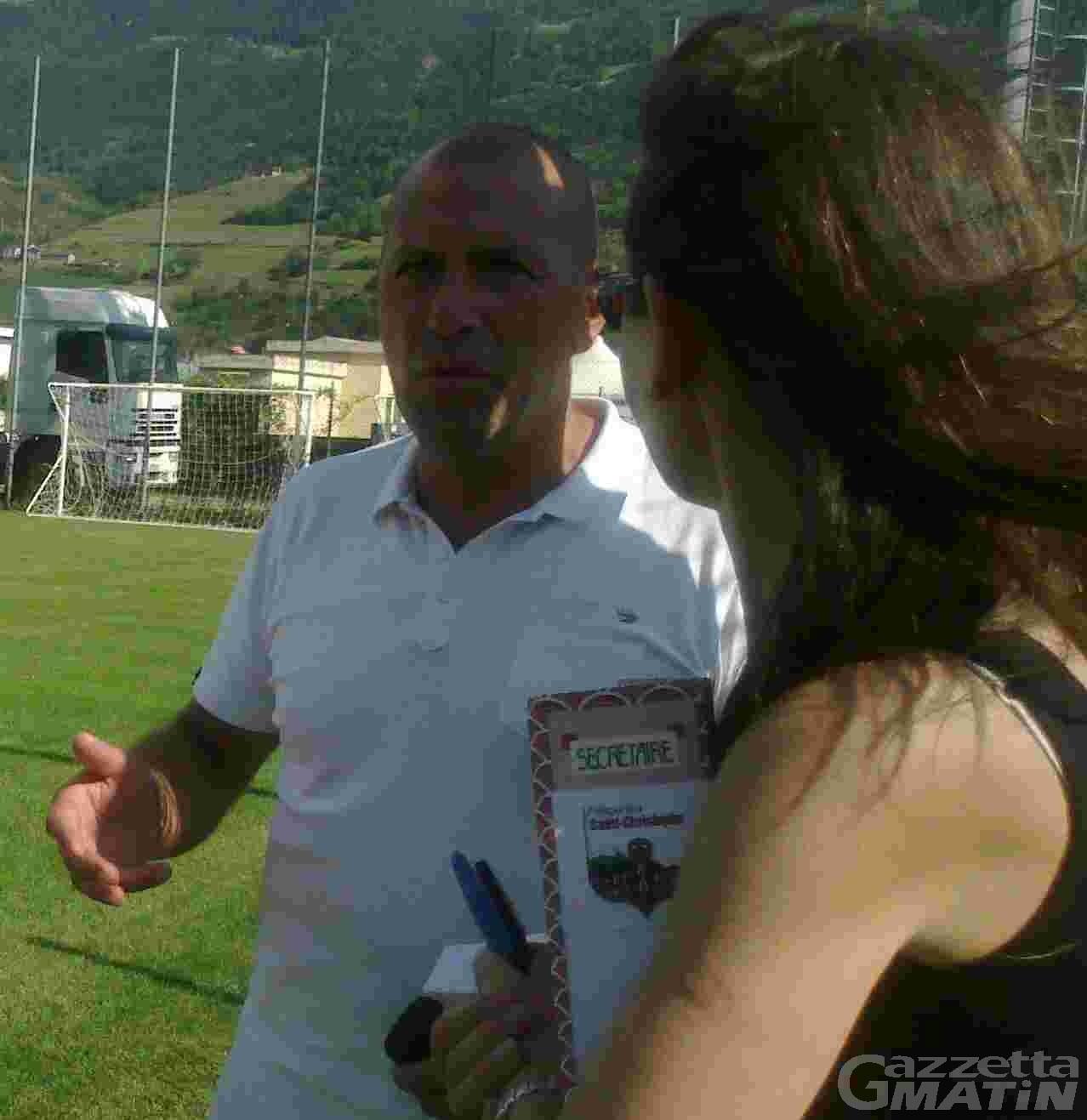Calcio: il St-Chri VdA parte con una rosa in prova