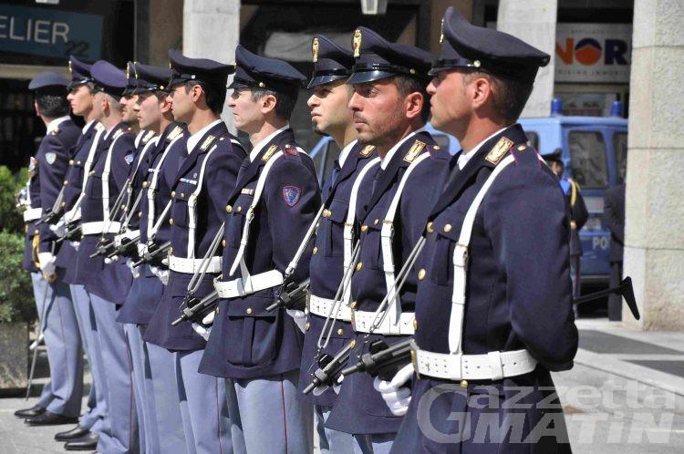 Festa Polizia: «coltiviamo la sana coscienza civile»