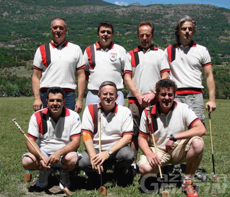 Fiolet: il Porossan ancora campione della Valle