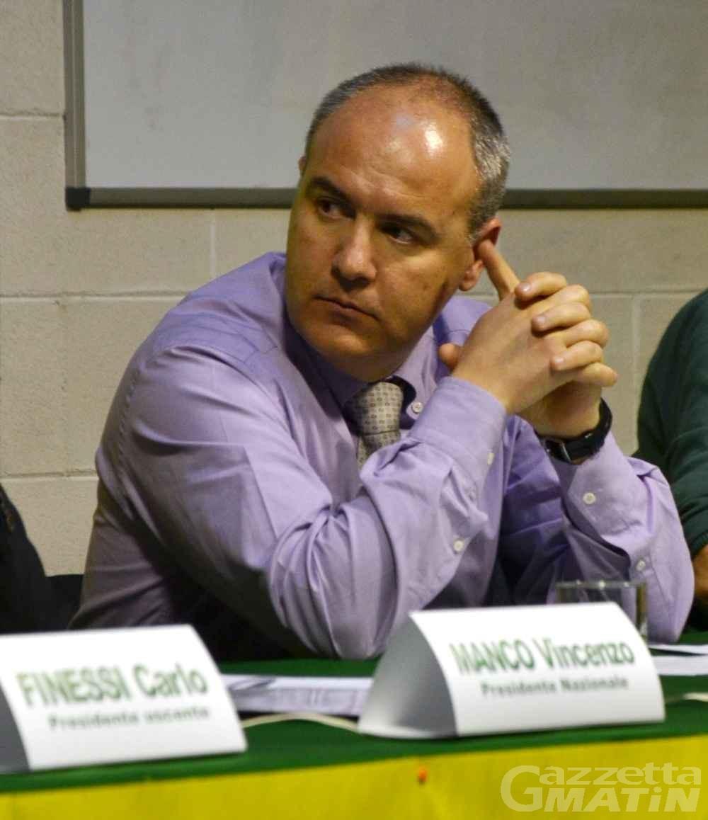 Associazionismo: Verduci nuovo presidente della Uisp valdostana