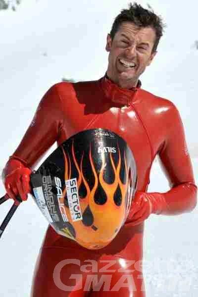 Simone Origone allo Star Ski Event di Bansko