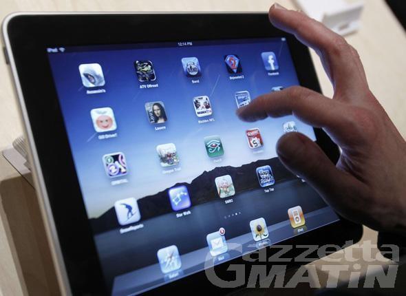 Un iPad per gli amministratori di Saint-Vincent