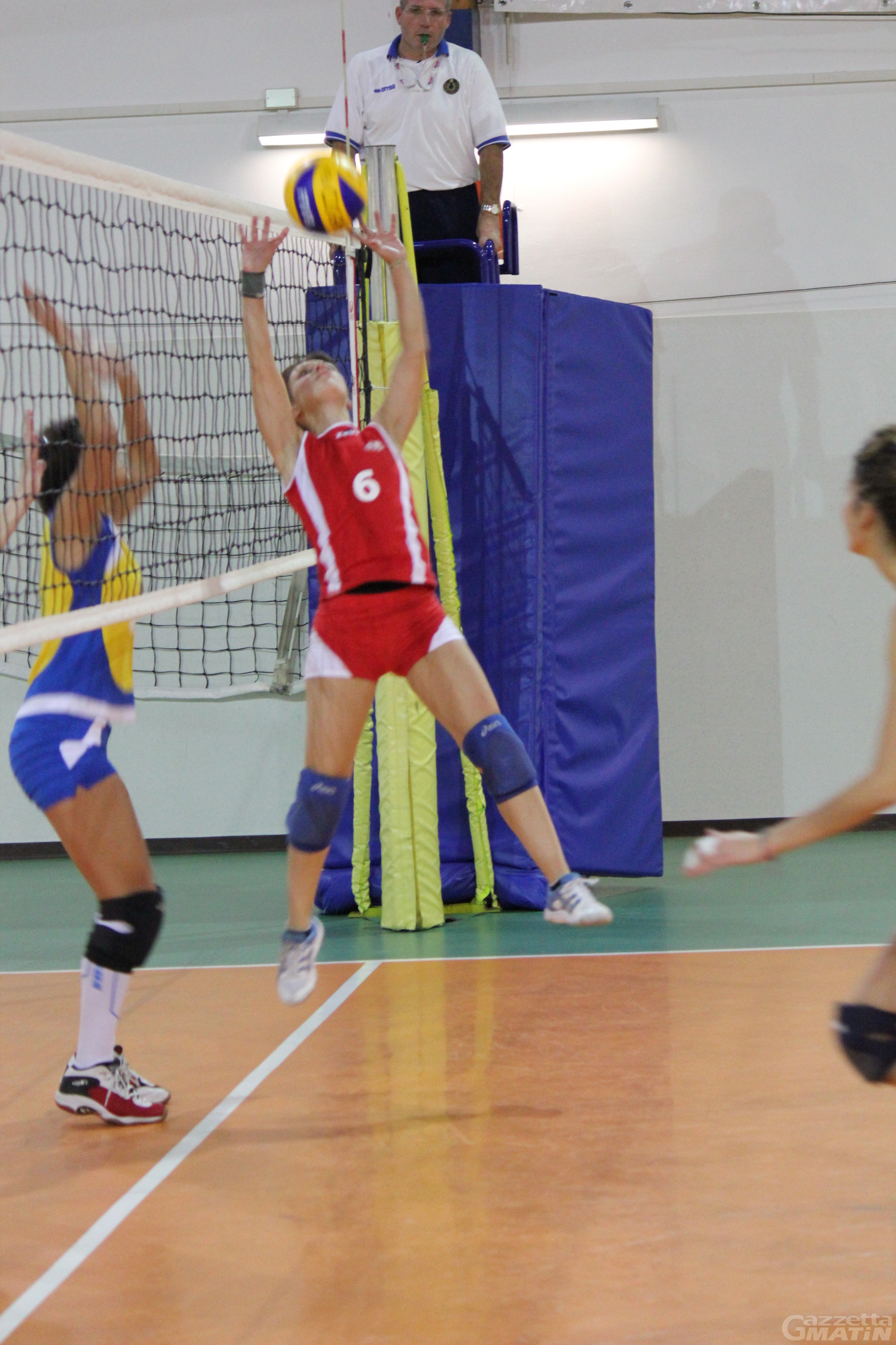 Volley: vincono solo le due compagini dell'Olimpia