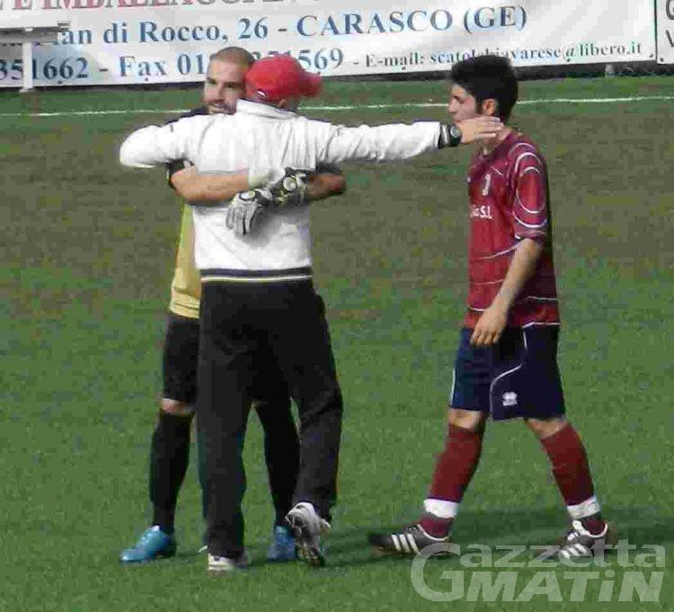 Calcio: il St-Chri VdA torna primo da solo
