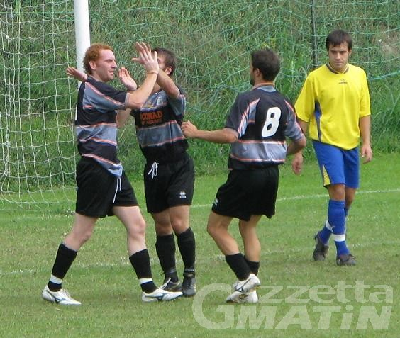Calcio: l'Hône in semifinale di Coppa Piemonte