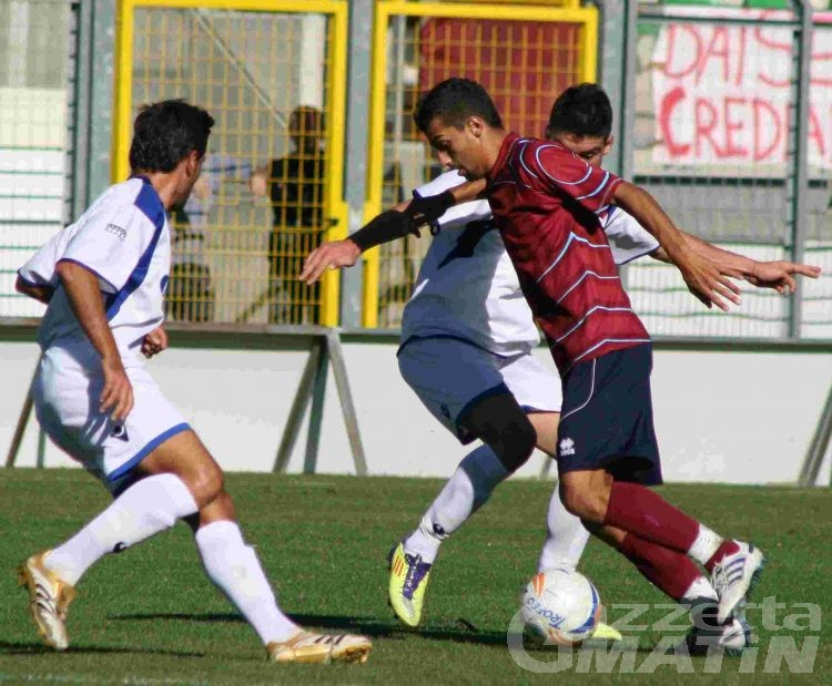 Calcio: quaranta giorni di stop per Fabio Cusano