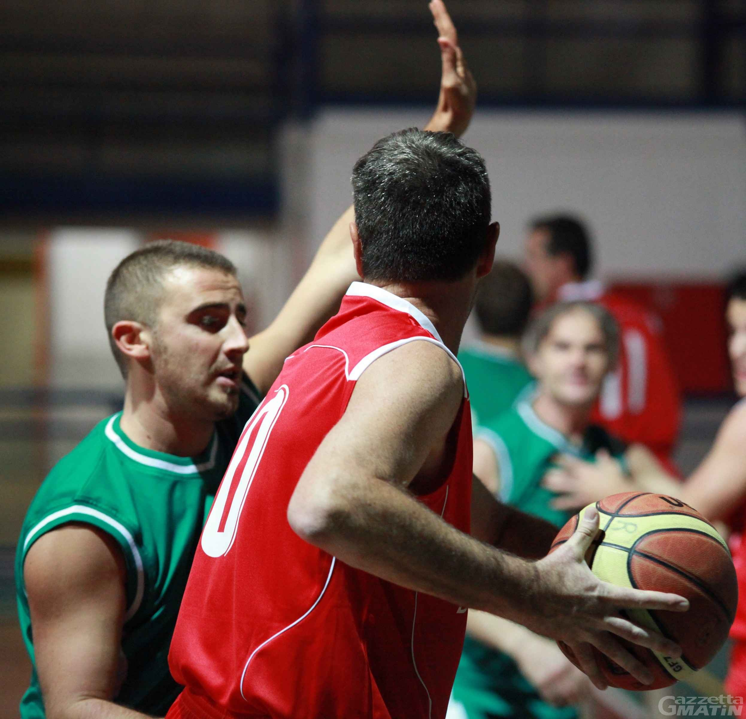 Basket: travolto il Paolo Preti Pont Donnas