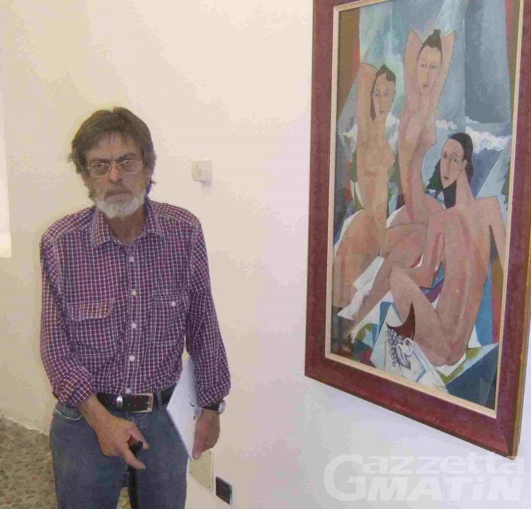 É morto l'artista Giulio Schiavon