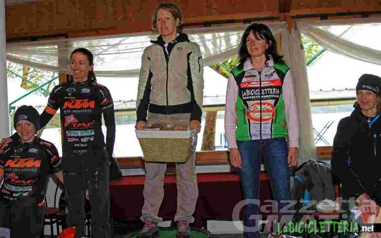 MTB: Cindy Casadei seconda a Caluso