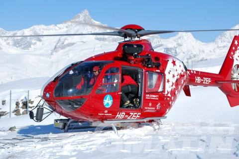 Incidenti montagna: recuperati da Air Zermatt i tre alpinisti dispersi sul Monte Rosa