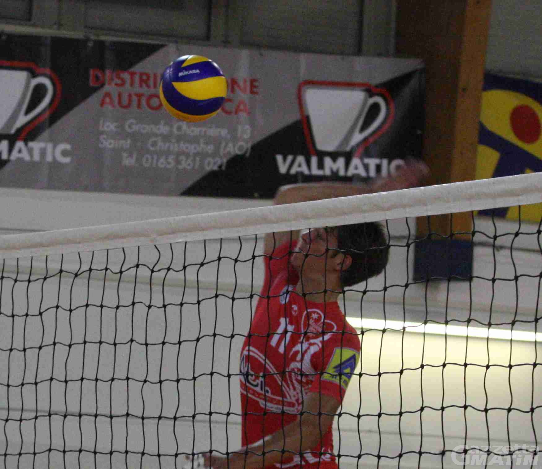 Volley: week end nero, vincono soltanto due squadre