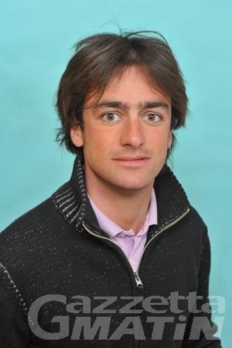 Torgnon, Davide Perrin in pole per la presidenza della Sirt