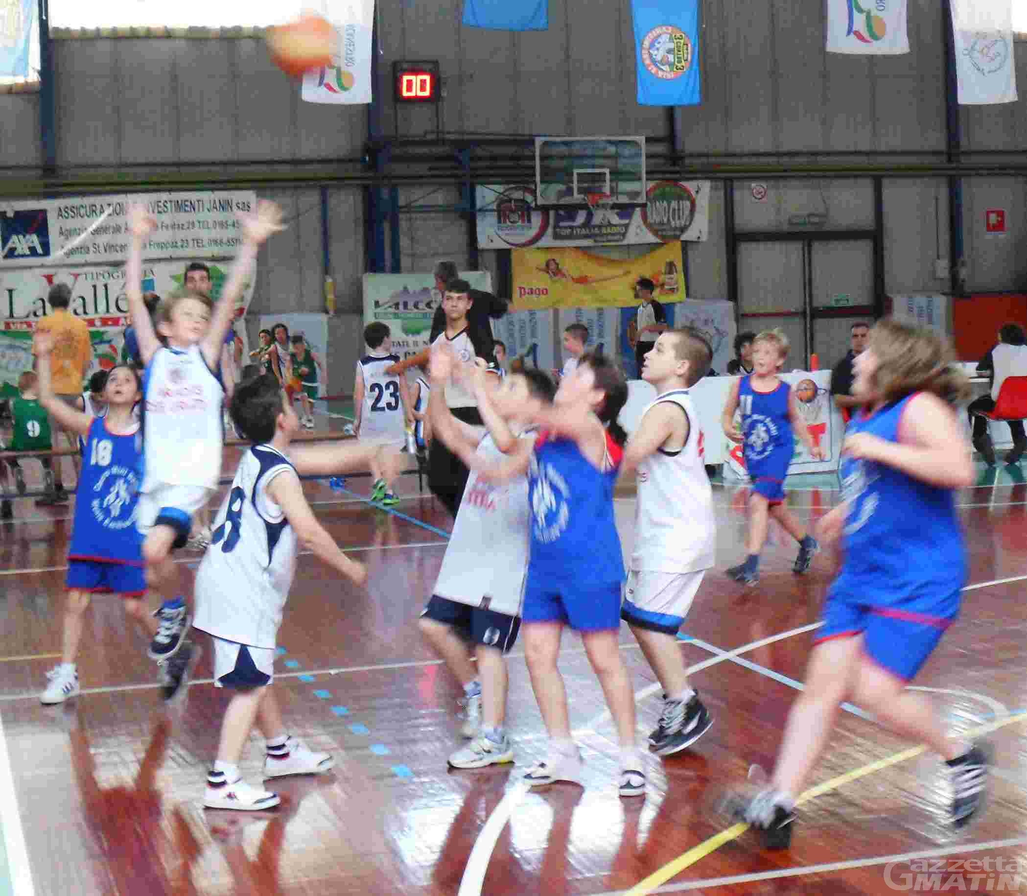 Basket: accordo tra Rouge et Noir e Sarre Chesallet