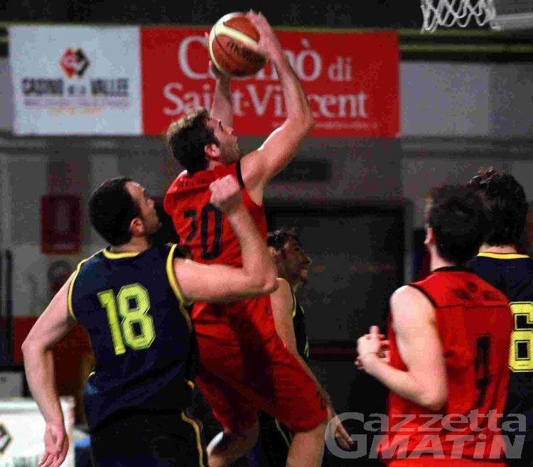Basket: gli infortuni penalizzano la Moretti