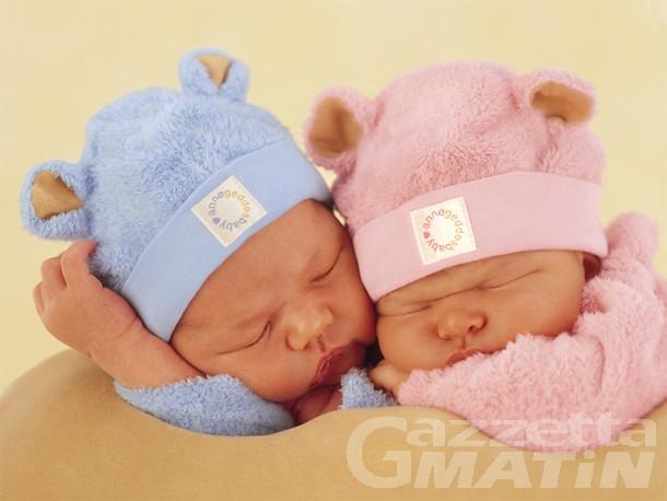 Baby boom al Beauregard: in tre giorni nati 25 bambini