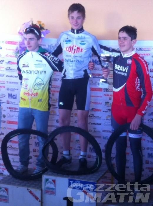 MTB: Saravalle vince a Rovereto