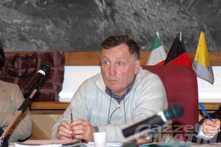 Courmayeur, Blua interviene sul golf contro Derriard