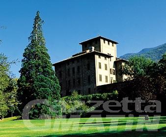 Il Castello Gamba riapre i battenti al pubblico