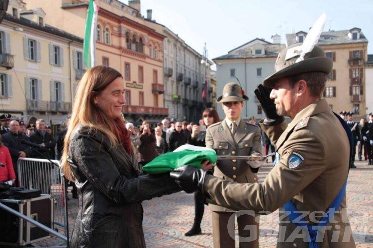 Unità d'Italia: scuola ed Esercito esaltano il Tricolore