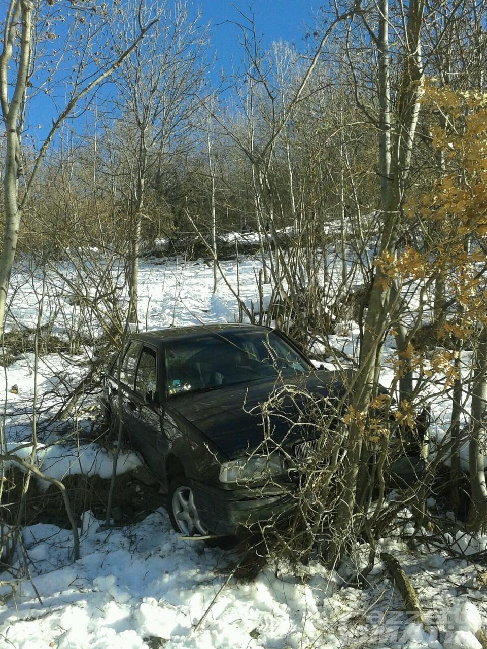 Incidente: precipita per 80 metri nel dirupo