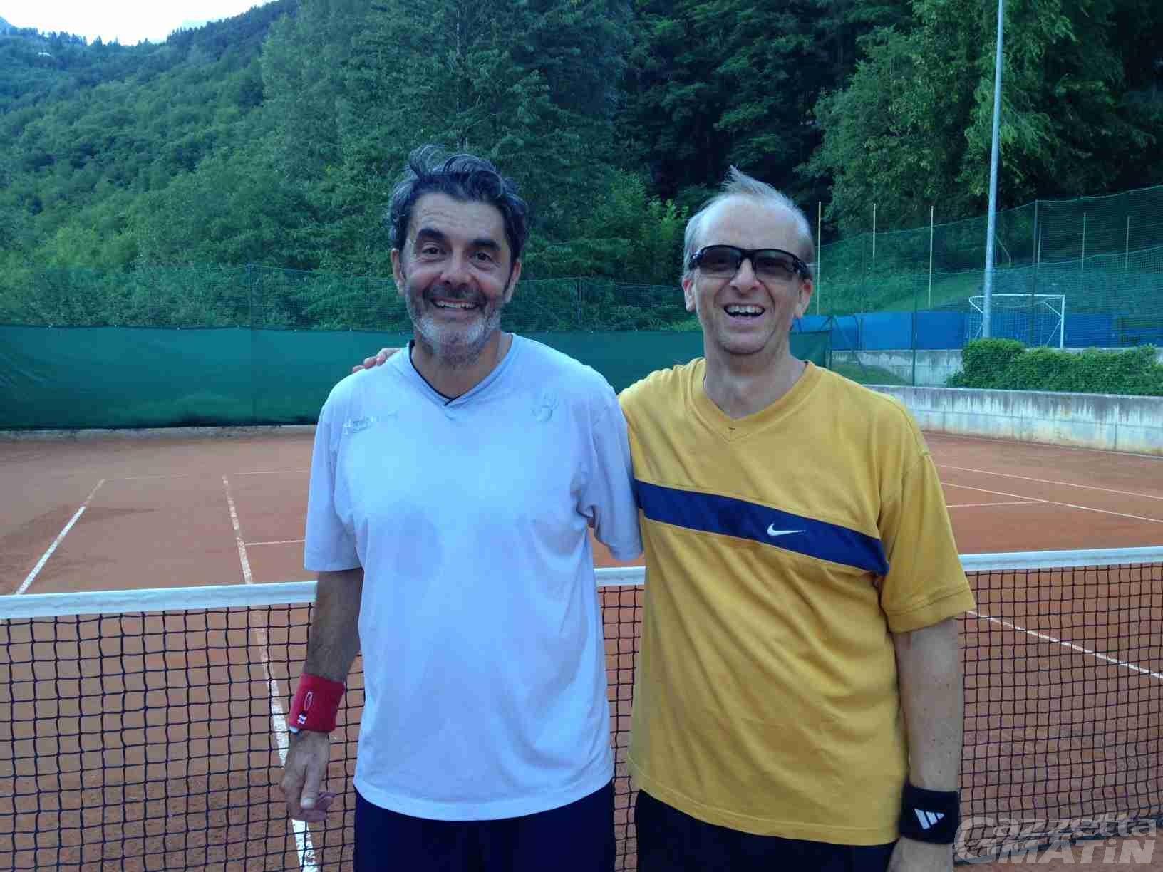 Tennis: Davide Boccato vince a La Salle