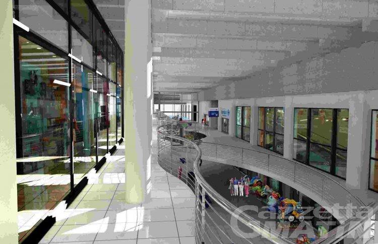 Pollein: le novità per la nuova galleria commerciale