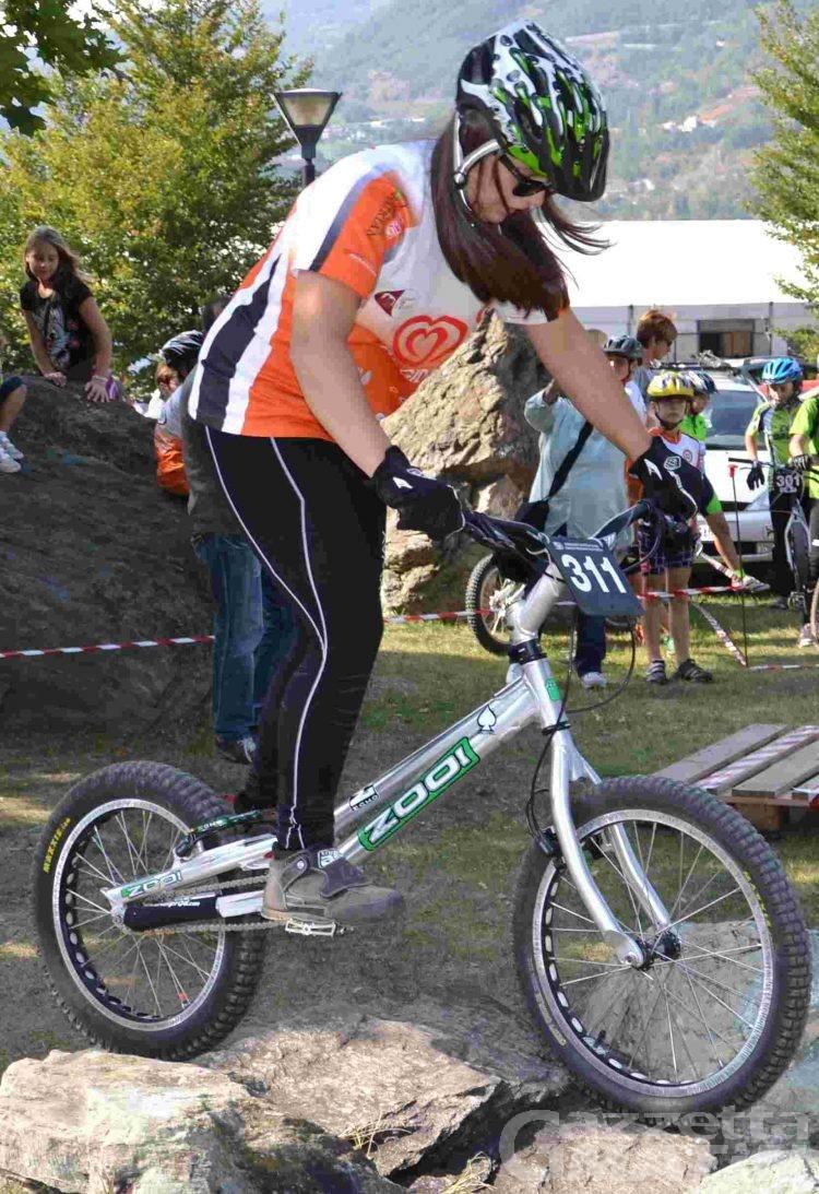 Bike trial: Elisa Neve Lini trionfa in Coppa Italia