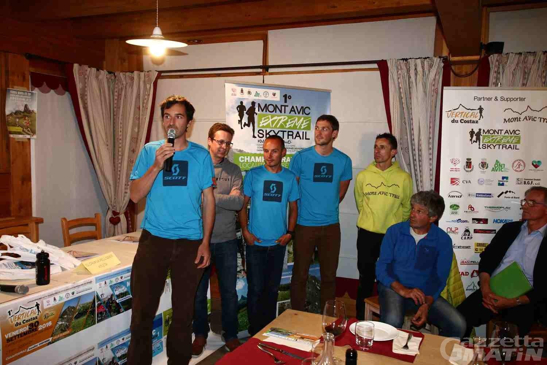 Trail: la Polisportiva Mont Avic alza il tiro