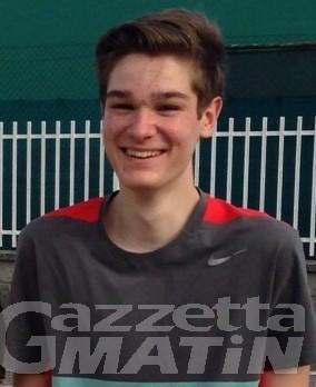 Tennis: Luca e Gianni Vitello passano il turno