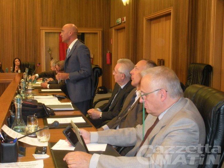 Il Pdl propone un Consiglio Valle con  21 rappresentanti