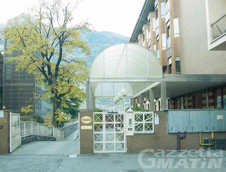 Aosta, stop servizio assistenza diurna alla casa di riposo J.B. Festaz