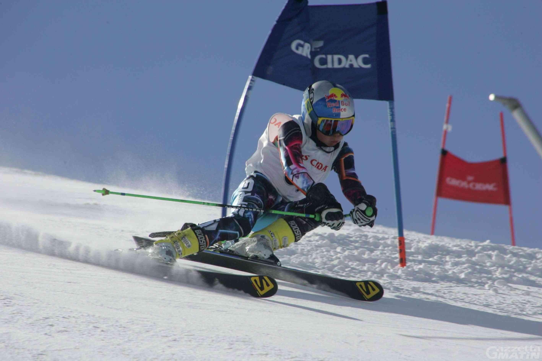 Sci alpino: Minellono e Segala a segno a Courmayeur