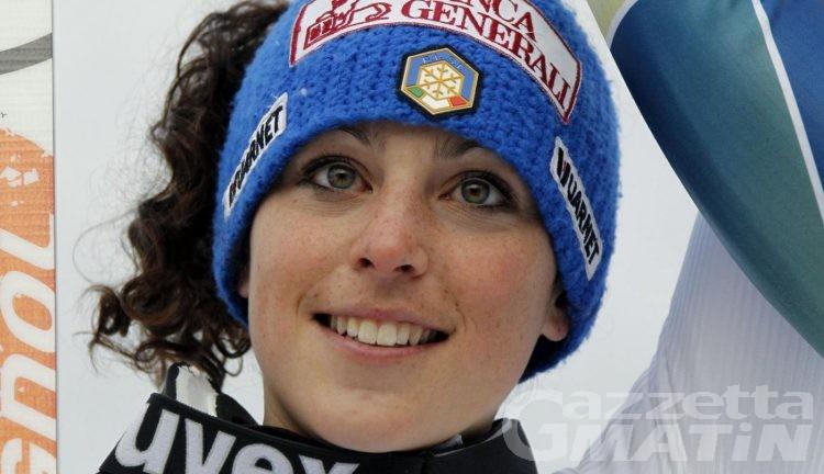 Sci alpino: Federica Brignone nona a Soelden