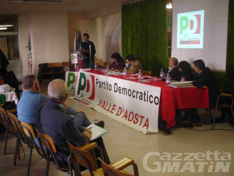 Pd, dal palco dell'assemblea il segretario Donzel rilancia l'alleanza a sinistra