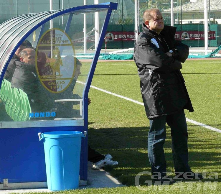 Calcio: Gianni Koetting lancia la sfida alla capolista