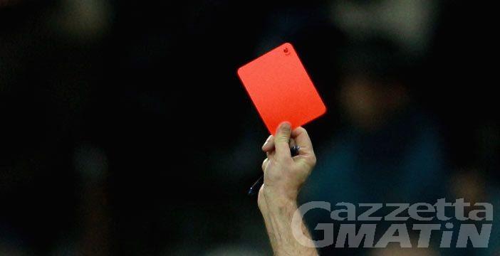 Calcio: maxi squalifica per Samuel Pendezza