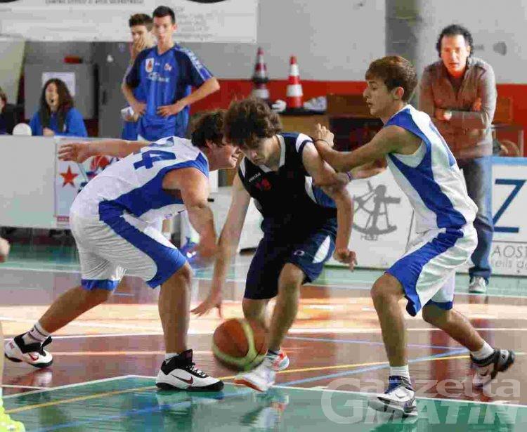 Basket: Monte Emilius satellite dell'Eteila