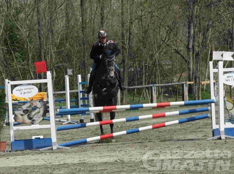 Equitazione: brave Carlotta Franco e Alice Balduzzi
