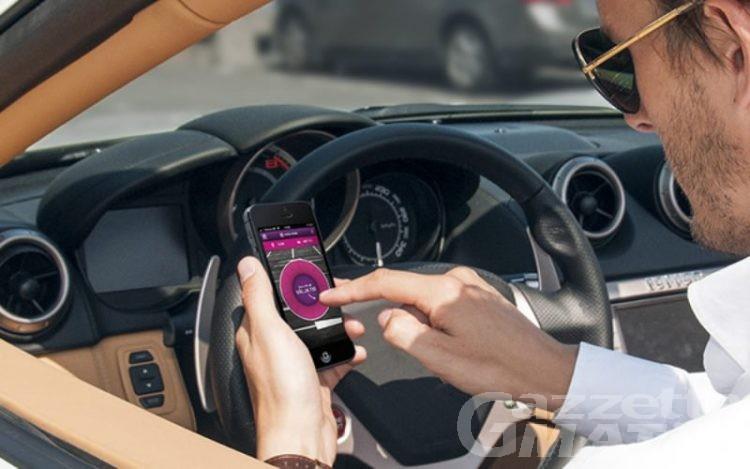 Aosta: la sosta si paga anche con il telefono cellulare