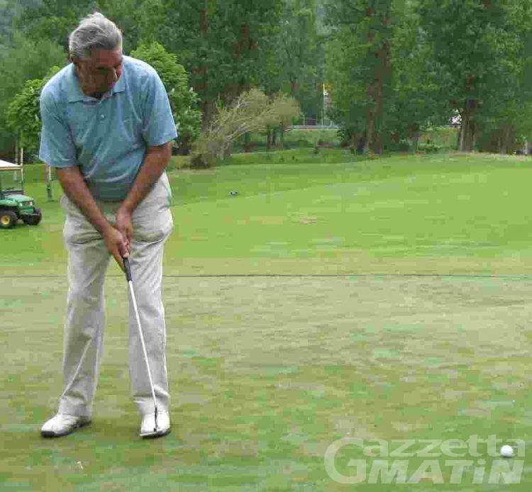 Golf: i vincitori delle gare di Cervinia