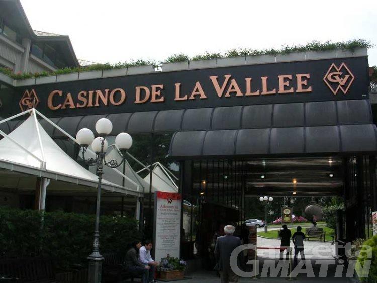 La Casinò de la Vallée chiude con un utile di oltre tre milioni di euro