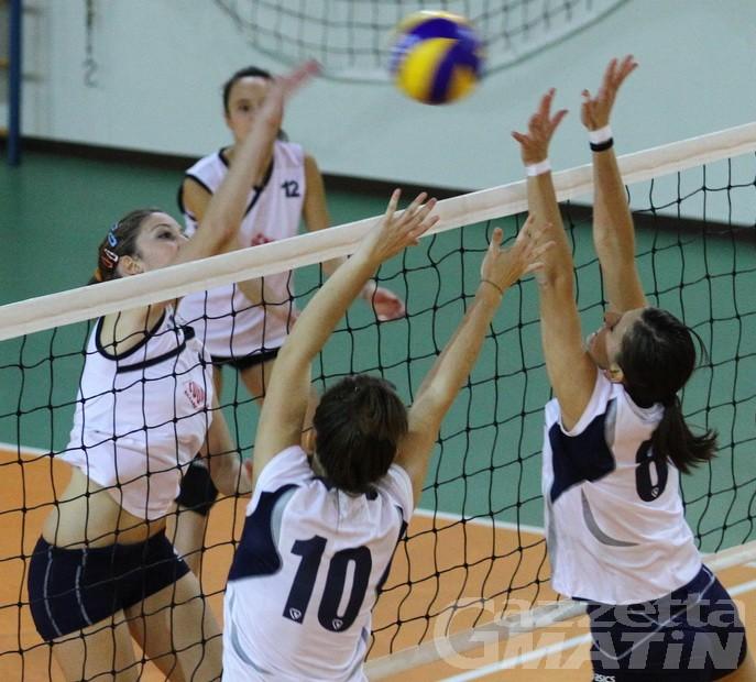 Volley: travolti Bruno Tex e Cogne