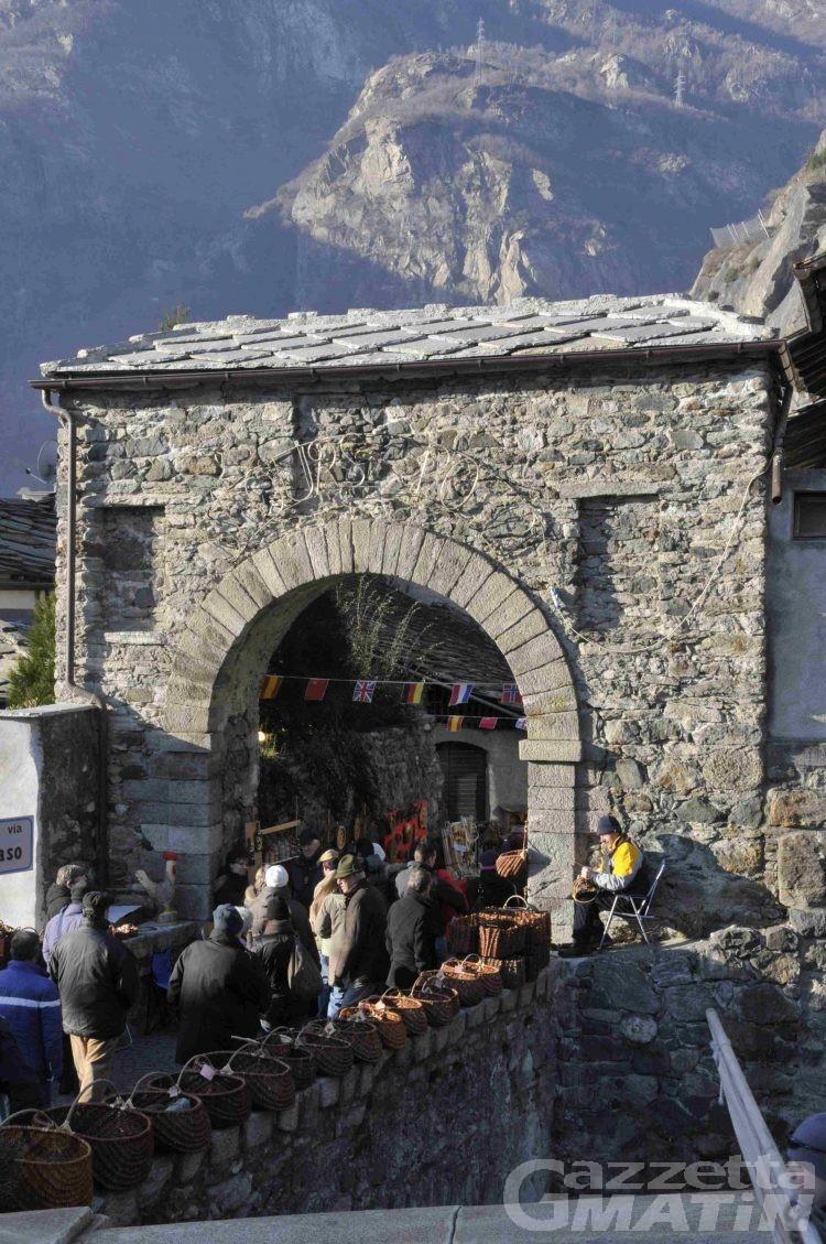 Artigianato, Foire de Saint-Ours di Donnas da record
