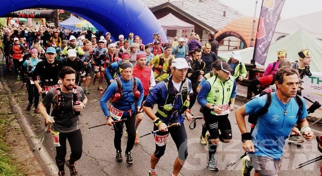 Trail: il Mont Avic chiude il circuito regionale
